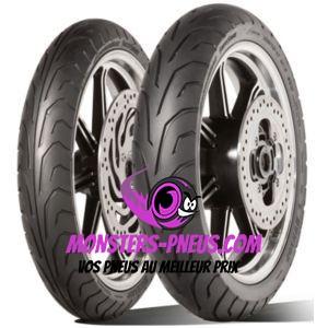 Pneu Dunlop Arrowmax Streetsmart 120 70 17 58 V Pas cher chez Monsters Pneus