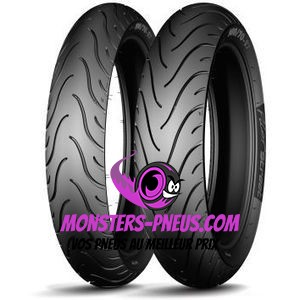 Pneu Michelin Pilot Street 60 100 17 33 L Pas cher chez Monsters Pneus