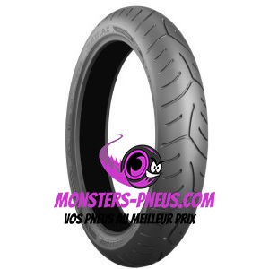 Pneu Bridgestone Battlax Sport Touring T30 120 70 17 58 W Pas cher chez Monsters Pneus
