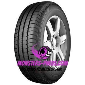Pneu Bridgestone Ecopia EP001S 185 65 15 88 H Pas cher chez Monsters Pneus