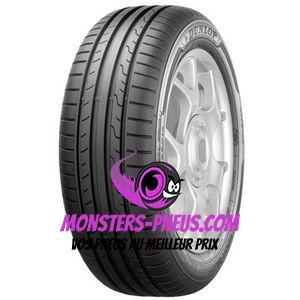 Pneu Dunlop Sport Bluresponse 205 60 16 92 V Pas cher chez Monsters Pneus