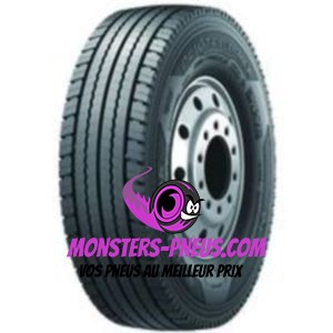 Pneu Hankook Radial DL10+ 295 55 22.5 147 K Pas cher chez Monsters Pneus