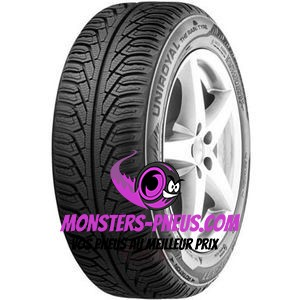 pneu auto Uniroyal MS Plus 77 SUV pas cher chez Monsters Pneus