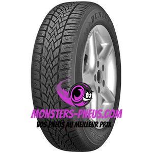 Pneu Dunlop Winter Response 2 165 70 14 81 T Pas cher chez Monsters Pneus