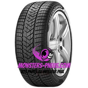 Pneu Pirelli Winter Sottozero 3 225 45 17 91 H Pas cher chez Monsters Pneus