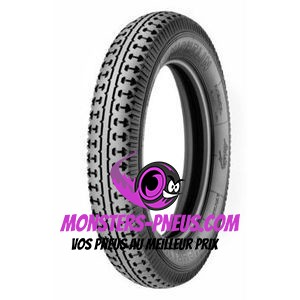 Pneu Michelin Double Rivet 4.75 100 19   Pas cher chez Monsters Pneus