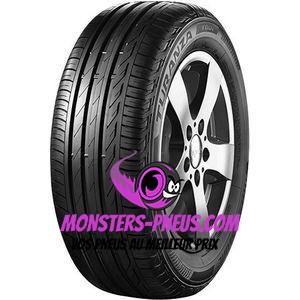 Pneu Bridgestone Turanza T001 225 55 17 97 V Pas cher chez Monsters Pneus