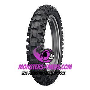Pneu Dunlop Geomax MX52 60 100 10 33 J Pas cher chez Monsters Pneus
