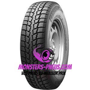 Pneu Kumho KC11 Power Grip 165 70 14 89 Q Pas cher chez Monsters Pneus