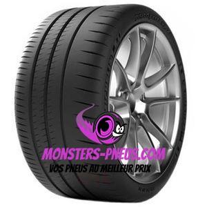 Pneu Michelin Pilot Sport CUP 2 345 30 20 106 Y Pas cher chez Monsters Pneus