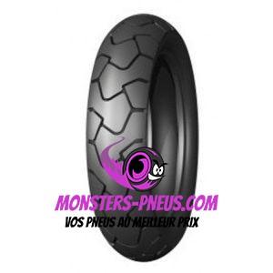 Pneu Bridgestone Battle Wing BW502 150 70 17 69 V Pas cher chez Monsters Pneus