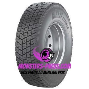 Pneu Riken Extengo 2 D 315 80 22.5 156 L Pas cher chez Monsters Pneus