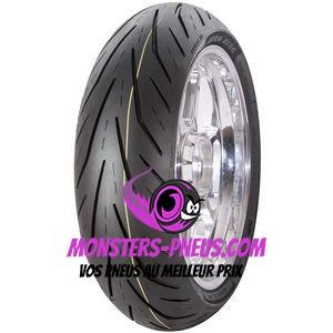 Pneu Avon Storm 3D X-M AV66 200 50 17 75 W Pas cher chez Monsters Pneus