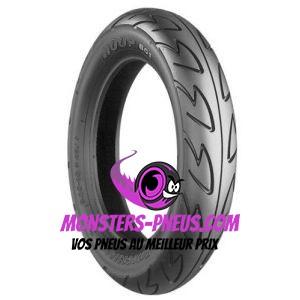 Pneu Bridgestone Hoop B01 80 100 10 46 J Pas cher chez Monsters Pneus