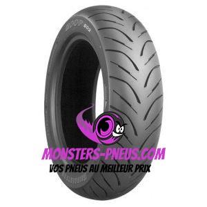 Pneu Bridgestone Hoop B02 150 70 13 64 S Pas cher chez Monsters Pneus