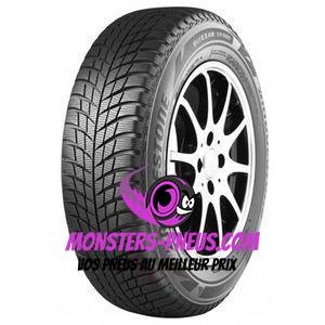 Pneu Bridgestone Blizzak LM001 205 60 16 92 H Pas cher chez Monsters Pneus