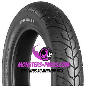 Pneu Bridgestone Molas ML17 110 100 12 67 J Pas cher chez Monsters Pneus