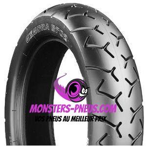 Pneu Bridgestone Exedra G702 160 80 16 80 H Pas cher chez Monsters Pneus