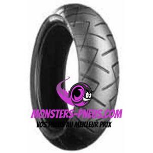 Pneu Bridgestone Battlax BT-50 140 60 18 64 W Pas cher chez Monsters Pneus