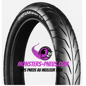 Pneu Bridgestone Battlax BT-39 100 80 17 52 H Pas cher chez Monsters Pneus