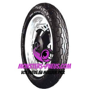 Pneu Bridgestone MAG Mopus G511 2.75 0 18 42 P Pas cher chez Monsters Pneus