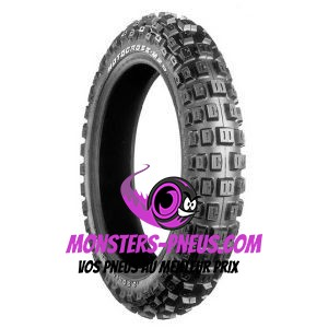 Pneu Bridgestone Moto Cross M29 2.5 0 10 33 J Pas cher chez Monsters Pneus