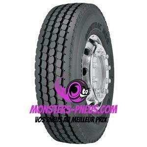 Pneu Goodyear Omnitrac MSS 375 90 22.5 164 G Pas cher chez Monsters Pneus
