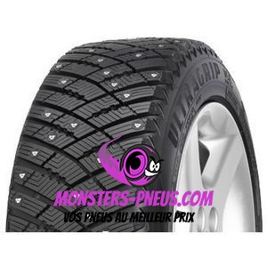 pneu auto Goodyear Ultra Grip ICE Arctic pas cher chez Monsters Pneus