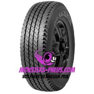 Pneu Roadstone Roadian H/T 235 75 15 105 S Pas cher chez Monsters Pneus