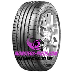 Pneu Michelin Pilot Sport PS2 285 35 19 99 Y Pas cher chez Monsters Pneus