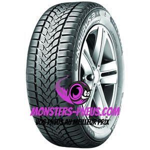 pneu auto Lassa Snoways 3 pas cher chez Monsters Pneus
