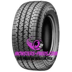 pneu auto Michelin Agilis 51 pas cher chez Monsters Pneus