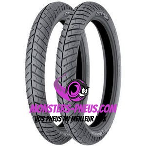 Pneu Michelin City PRO 110 80 14 59 S Pas cher chez Monsters Pneus