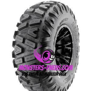pneu quad Kenda K585 Bounty Hunter HT Radial pas cher chez Monsters Pneus