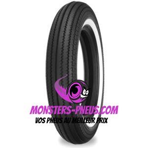 pneu moto Shinko E270 DW pas cher chez Monsters Pneus