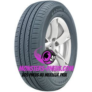 Pneu Goodride RP28 225 60 16 98 H Pas cher chez Monsters Pneus