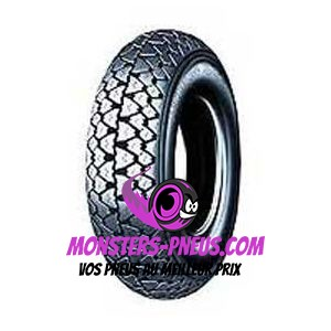 Pneu Michelin S83 100 90 10 56 J Pas cher chez Monsters Pneus