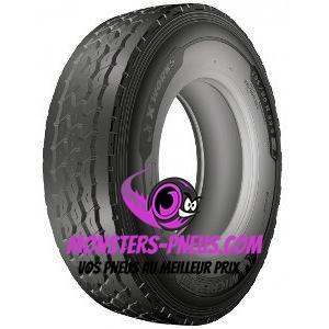 pneu poid lourd Michelin X Works Z pas cher chez Monsters Pneus