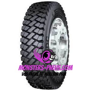 Pneu Continental HDC 385 65 22.5 162 K Pas cher chez Monsters Pneus