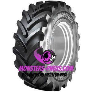 Pneu Bridgestone VT-Tractor 650 75 38 175 D Pas cher chez Monsters Pneus