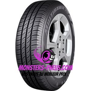 Pneu Firestone Multihawk 2 165 60 14 75 H Pas cher chez Monsters Pneus