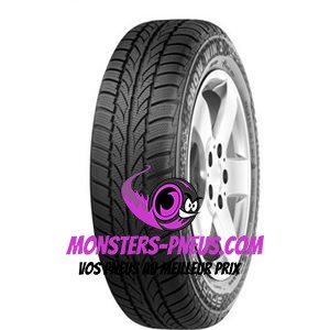 Pneu Sportiva Snow WIN 2 155 70 13 75 T Pas cher chez Monsters Pneus