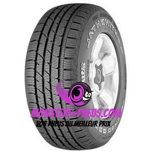 pneu auto Continental ContiCrossContact LX pas cher chez Monsters Pneus