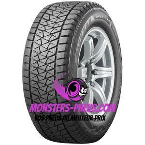 Pneu Bridgestone Blizzak DM-V2 285 70 17 117 R Pas cher chez Monsters Pneus