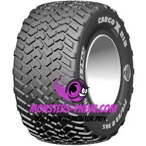 Pneu Michelin Cargo X BIB High-Flotation 750 60 30.5 187 D Pas cher chez Monsters Pneus