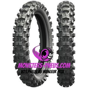 Pneu Michelin Starcross 5 120 80 19 63 M Pas cher chez Monsters Pneus
