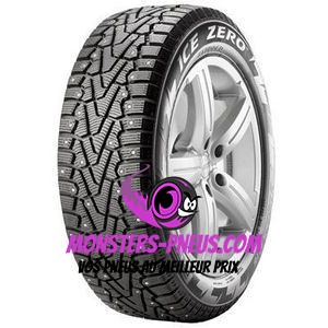 pneu auto Pirelli Winter ICE Zero pas cher chez Monsters Pneus