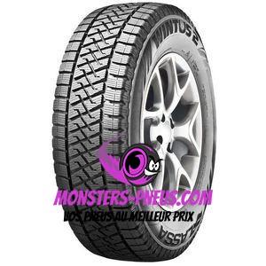 pneu auto Lassa Wintus 2 pas cher chez Monsters Pneus
