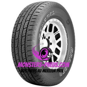 Pneu General Tire Grabber HTS 60 285 65 17 116 H Pas cher chez Monsters Pneus