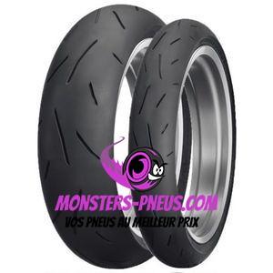 Pneu Dunlop Sportmax Alpha 13 150 70 18 70 W Pas cher chez Monsters Pneus